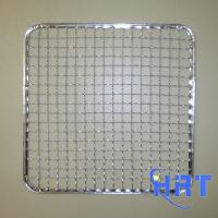 Cheap 304 Stainless Steel Barbecue Wire Mesh for sale
