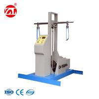 Buy cheap 300 Mm Lift Height Simulate Lift Luggage Testing Machine For Bag AC 220V from wholesalers