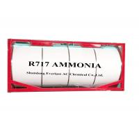 Quality Liquid Ammonia Refrigerant R717 NH3 For Refrigeration Plant HS Code 2814100000 wholesale
