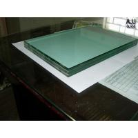 Quality Solid Curved / flat Bullet Resistant Glass for bank counter , postal , telecom wholesale