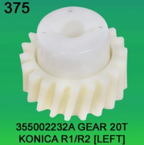 Quality 355002232A / 3550 02232A GEAR TEETH-20 (LEFT) FOR KONICA R1,R2 minilab wholesale