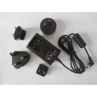 Quality 20W UL FCC CE switching power supply interchangeable AC plug adaptor from china wholesale
