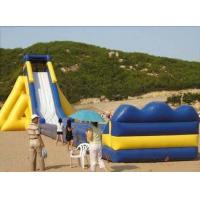 Quality Giant Inflatable Water Slide-Hippo Slide wholesale