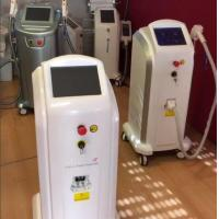 Quality Stationary 808nm Diode Laser Hair Removal Machine 1-120J/Cm2 wholesale