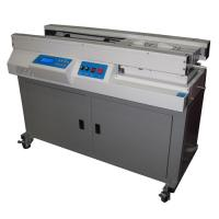 China 420mm Soft And Hard Cover Book Binding Machine on sale
