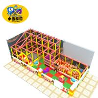 Quality Residential Kids Soft Indoor Playground Equipment Ocean Theme Anti - Static wholesale