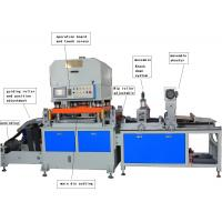 China conductive gasket die cutting machine with high quality long term use on sale