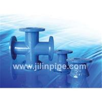 China Supply Ductile iron pipe fitting on sale
