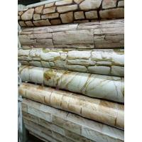 China 3D Brick wallpaper high quality wallpaper designs for home decoration on sale