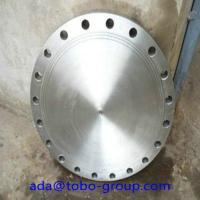 Quality A182 ANSI B16.48 UNS 32750 / F53 1 Inch CL150 Spectacle Blind Flange Anti-rust Oil wholesale