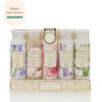 Quality Womens Bubble Bath Gift Sets 305ml Shower Gel 200ml Body Lotion ODM Service wholesale