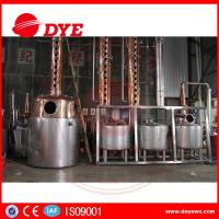 Quality Customized 1000L Vodka Distillery Equipment Multi - Functional wholesale