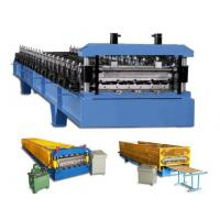 China 50Hz 3phases low noise custom sheet metal forming machine with CE for Roof on sale
