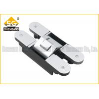 Quality 180 Degree 160*28*28*32mm Zinc alloy Adjustable Invisible Door Hinges wholesale
