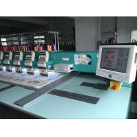 Quality Tajima Portable Embroidery Machine For Industrial Textile Production wholesale