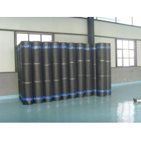 China Double Screw  Water Drainage PE Sheet Extruder Line on sale