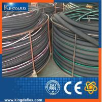 Quality Wear Resistant Four Steel Wire Spiral Rubber Hydraulic Hose 4SP wholesale