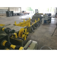 Quality 4.5x1600 ISO9001 1550mm Steel Coil Slitting Machine wholesale