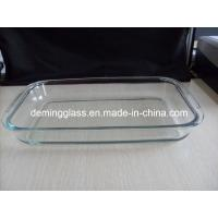 Cheap Glass Baking Tray, Glassware, Glass Bakeware for sale