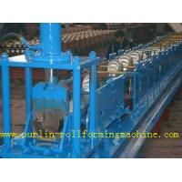 Quality Rainwater Half Round Seamless Gutter Machine Water Gutter Cold Roll Forming Line wholesale