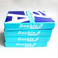 Buy cheap Double A A4 Copy Paper 70g 80g from wholesalers