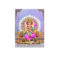 Quality Custom India God Lenticular 3d Pictures Decorative Geneisha Image wholesale