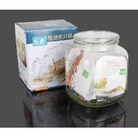 Quality Glass Food Canister/ Airtight Bottles wholesale