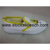 Quality Stock Canvas Shoes-255 wholesale