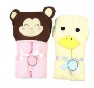China Animal towel hooded on sale