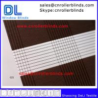 Buy cheap 100% Polyester Combi Zebra Blinds from wholesalers