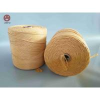 Quality 22500Denier Black Banana Twine Virgin PP Material Twisted and UV Protection wholesale
