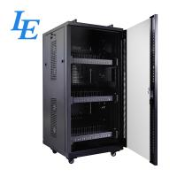 Quality USB Server Rack Cabinet IP20 Charging Cabinet Cooling Fan System Two Handles On Top wholesale