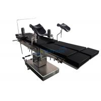 China Hydraulic C - arm Compatible Operating Table With Sliding Tabletop on sale