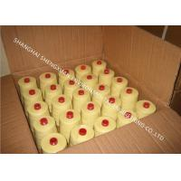 Quality High Tenacity High Temperature Sewing Thread 18S/3 With Corrosion Resistance wholesale