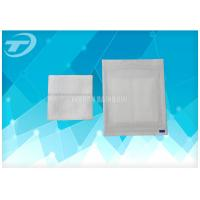 Quality Comfortable Medical Gauze Fabric / Sterile EO Non Woven Gauze 10 Mm wholesale