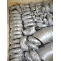 Quality Nipolets Material Forged Pipe Fittings DIN 2999 / ISO 228 Withstand High Pressure wholesale
