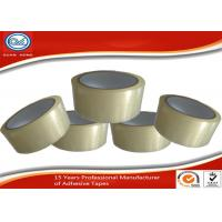 Quality Water Based Acrylic Adhesive Standard Transparent BOPP Tape 100m wholesale