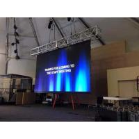 Buy cheap High Density SMD P6 Indoor Stage Led Screens video Wall Iron / Aluminum Cabinet from wholesalers