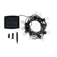 China Low voltage, 20 E27 FIXED SOCKET, OUTDOOR COMMERCIAL WEATHERPROOF STRING LIGHT , S14 BULBS, 20M CORD on sale