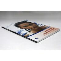 China Customized perfect binding / saddle stitched magazine printing Services for commercial on sale