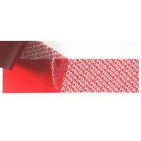 Quality Stock Security Seal Tape Carton Packing Secure Tape For Protecting Your Goods wholesale