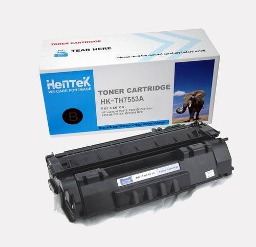 Cheap compatible toner cartridge hp7553/5949 inkjet cartridge for sale