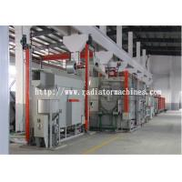 China 450 kg/h Electric Resistance Mesh Belt Furnace Rotary for Steel Ball Annealing on sale
