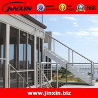 Quality Stainless steel handrails for outdoor steps banisters wholesale
