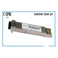 Quality 10G DWDM XFP Optical Transceiver 1530.33nm 80KM DWDM-XFP-30.33 wholesale