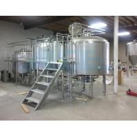 Quality Industrial equipment fruit wine fermentation tank for sale Variable Capacity wine Fermenters tank wholesale