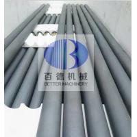 Quality Silicon Carbide Pipe / SISIC Roller Good Wear Resistance For Sanitary Ceramic wholesale