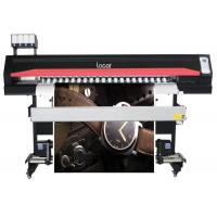 Quality 6 Feet Flex Printing Machine , Eco Solvent Printer With Maintop Software wholesale