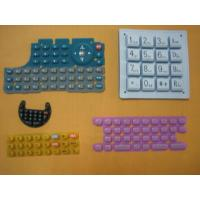 Quality China Keys keypad keyboard buttons for electronic products wholesale