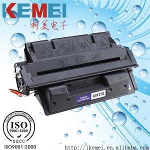 China Compatible toner cartridge C4127 for HP LaserJet 4000/4000N/4000SE/4000T/4000TN/4050/4050N/4050DN/4050T on sale